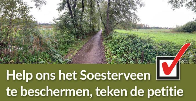 Petitie Behoud het Soester Hoogveen